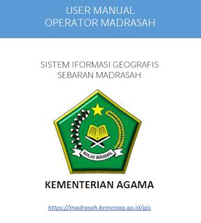 Buku Panduan Sistem Informasi Geografis Sebaran Madrasah