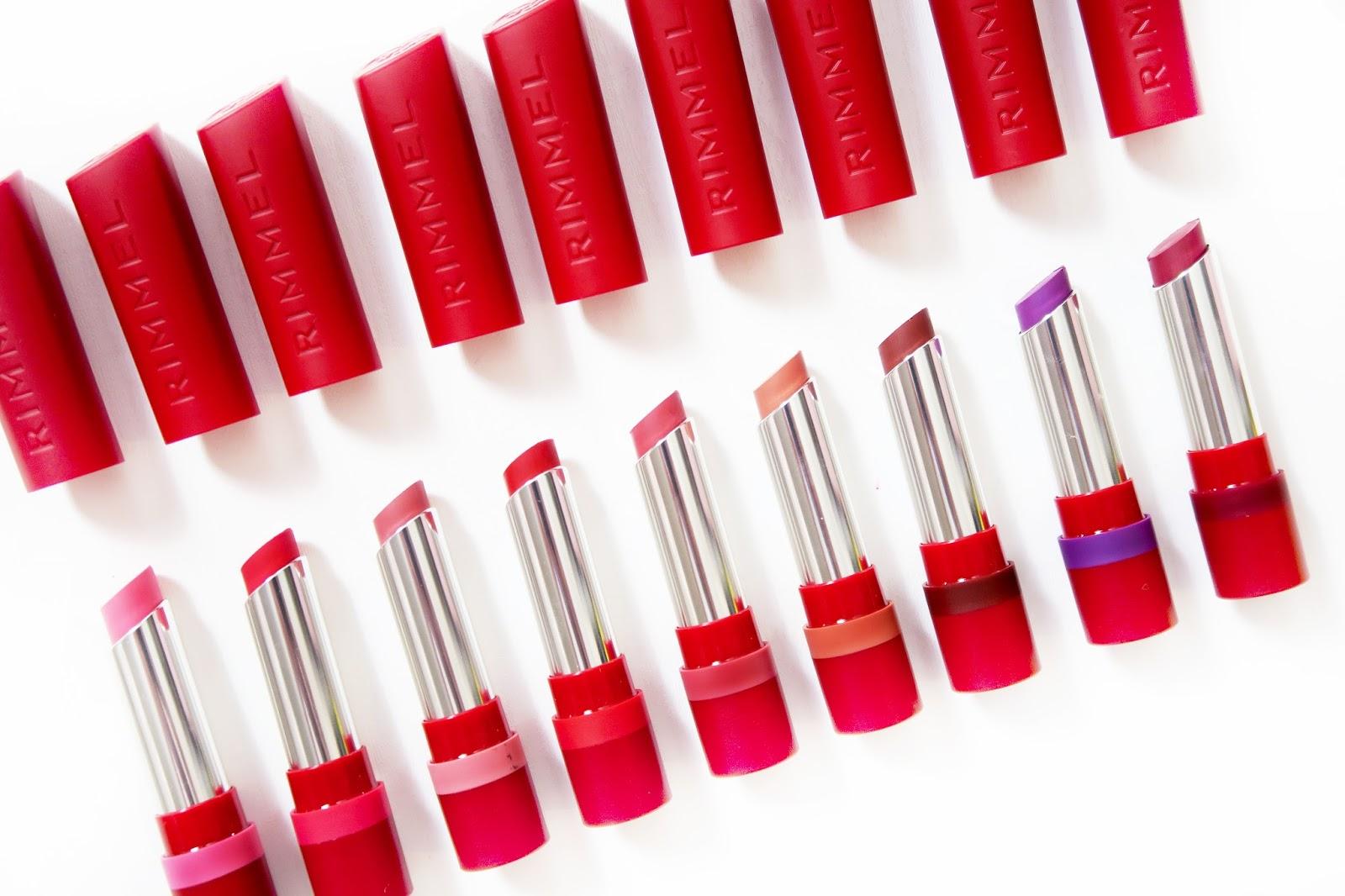 Rimmel Only 1 Matte Lipstick