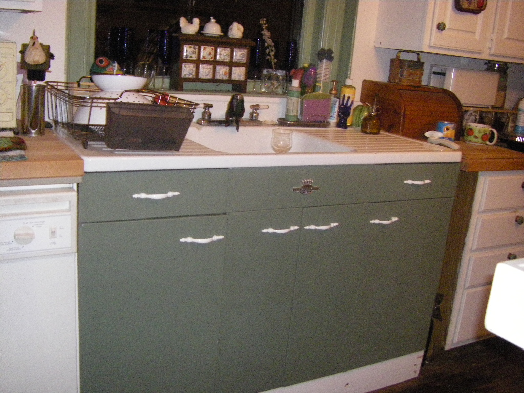 The Eclectic Ark My Vintage Kitchen