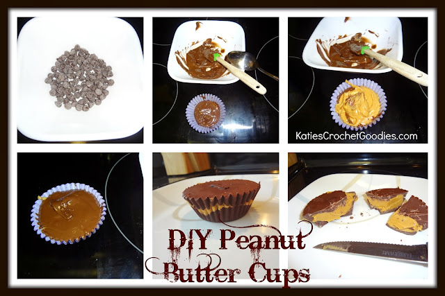 how to make your own peanut butter cups