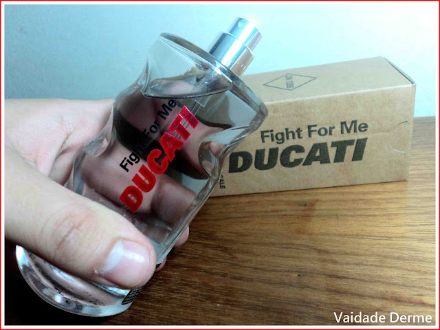 Perfume Ducati Fight For Me
