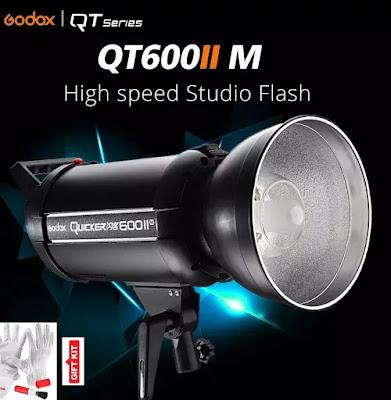 Daftar Harga Studio Flash Godox QTII