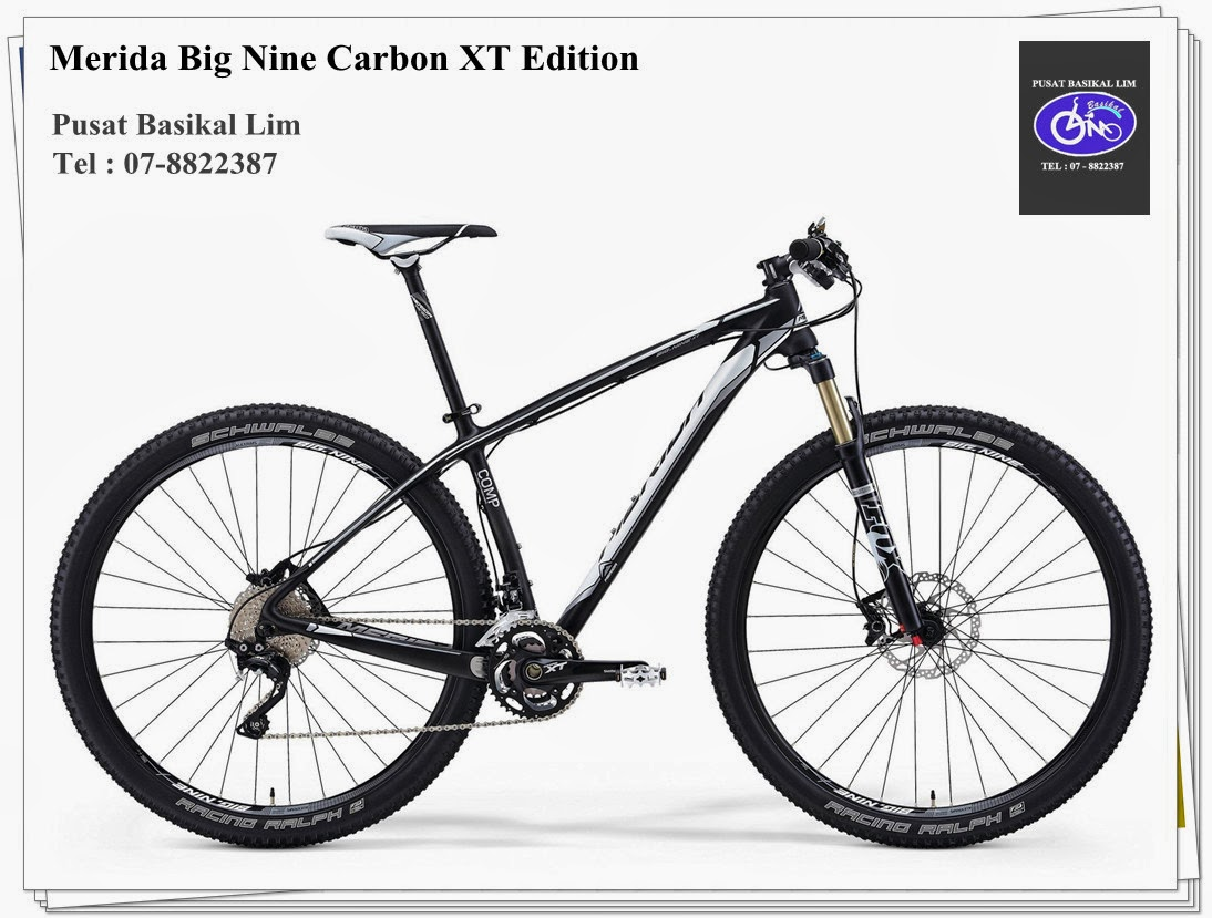 Merida Big Nine Carbon Xt Edition