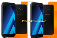 Logo Con Wind vinci ogni giorno 3 Samsung Galaxy A5