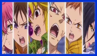 Seven Deadly Sins 2 OP-1