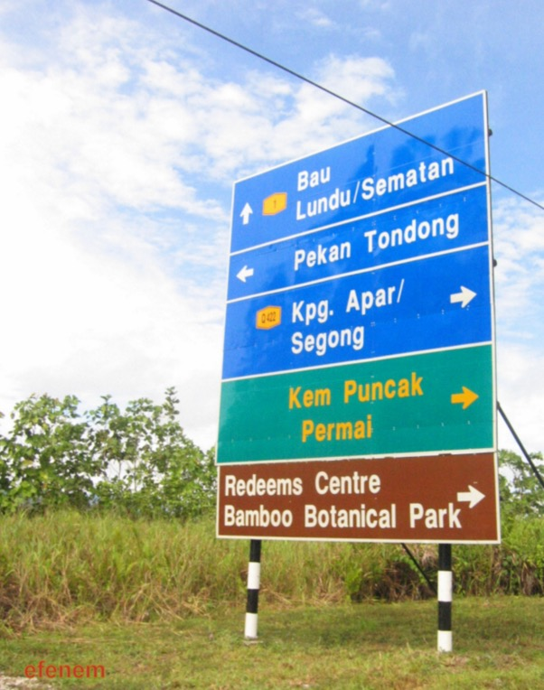 Maksud Tertentu Jenis Papan Tanda di Malaysia