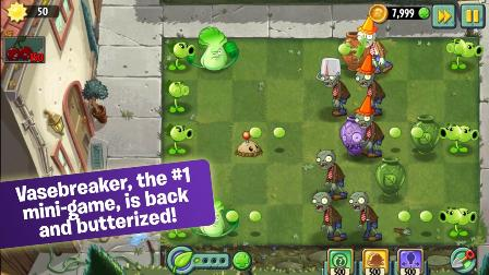 Download Plants vs Zombie 2 v4.5.2 Mod Apk (Unlimited Coins + Gems)