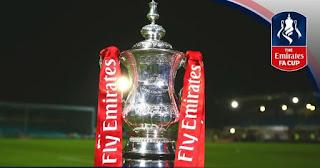 Hasil Lengkap Babak 16 Besar Piala FA