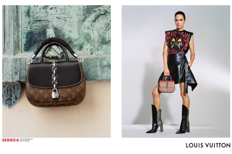Louis Vuitton Sets Spring 2017 Campaign in Paris