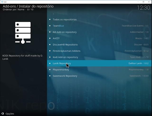 Lanik Repository