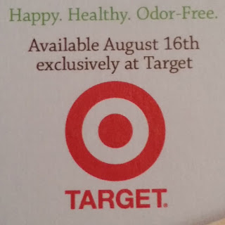 Target and Fresh Wave Logo