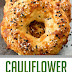 Cauliflower Bagels (Low Carb, Keto, Gluten Free)