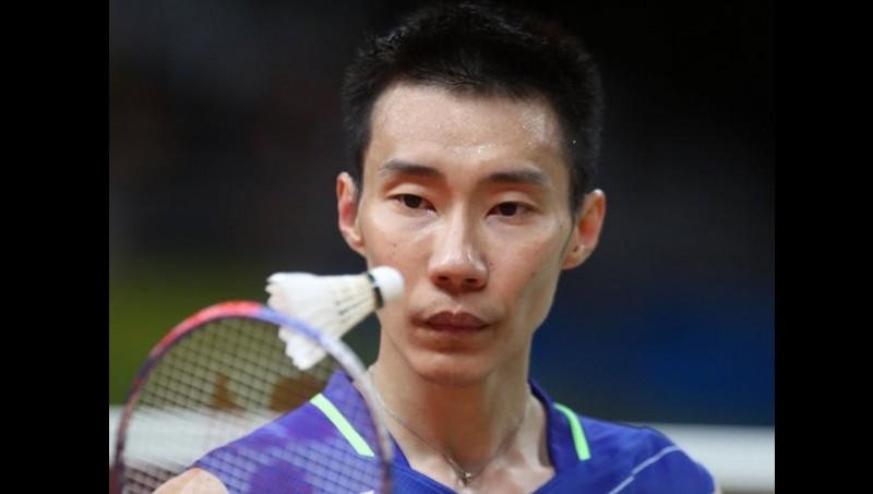 Lee Chong Wei mencetak hattrick perak di Olimpiade