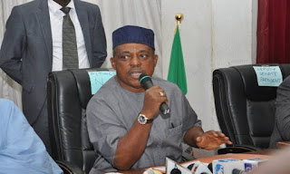 Politics: North central governors on their way to PDP – Secondus