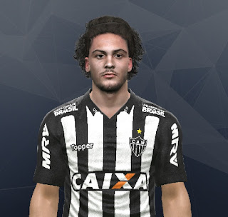PES 2017 Faces Guga by Cleiton
