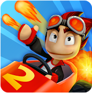 Download Game Beach Buggy Racing 2 Mod Free Shopping Apk for android
