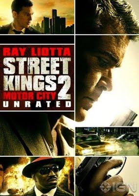 Ver Street Kings 2 Motor City (2011)  Online