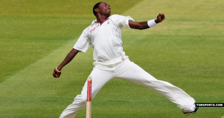 Fidel Edwards Fastest bowler in West Indies cricket