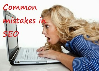 How to solve common mistacks in SEO as SEO learner and blogger