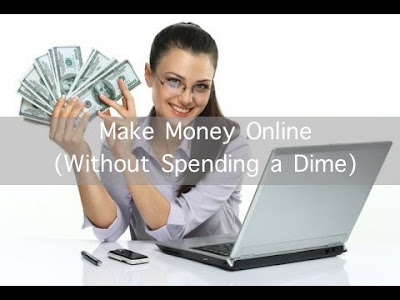 Make Money Online (Without Spending a Dime)
