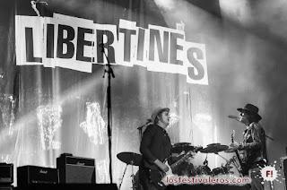 Sos, 4.8, 2016, Festival, Murcia, Música, The Libertines