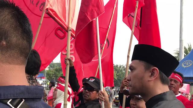 Waspada, Tindakan Provokatif Relawan Jokowi Bisa Berdampak Luas ke Pilpres