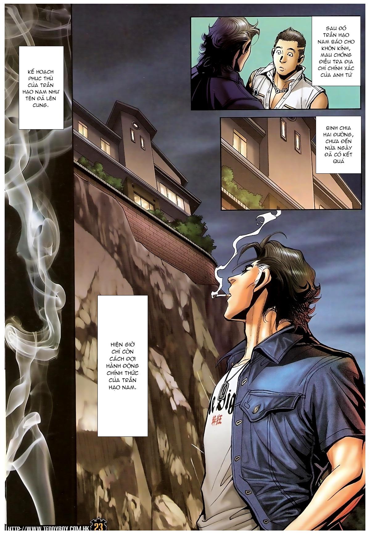 Người Trong Giang Hồ - Chapter 1498: Đại Phạn không giáng - Pic 23