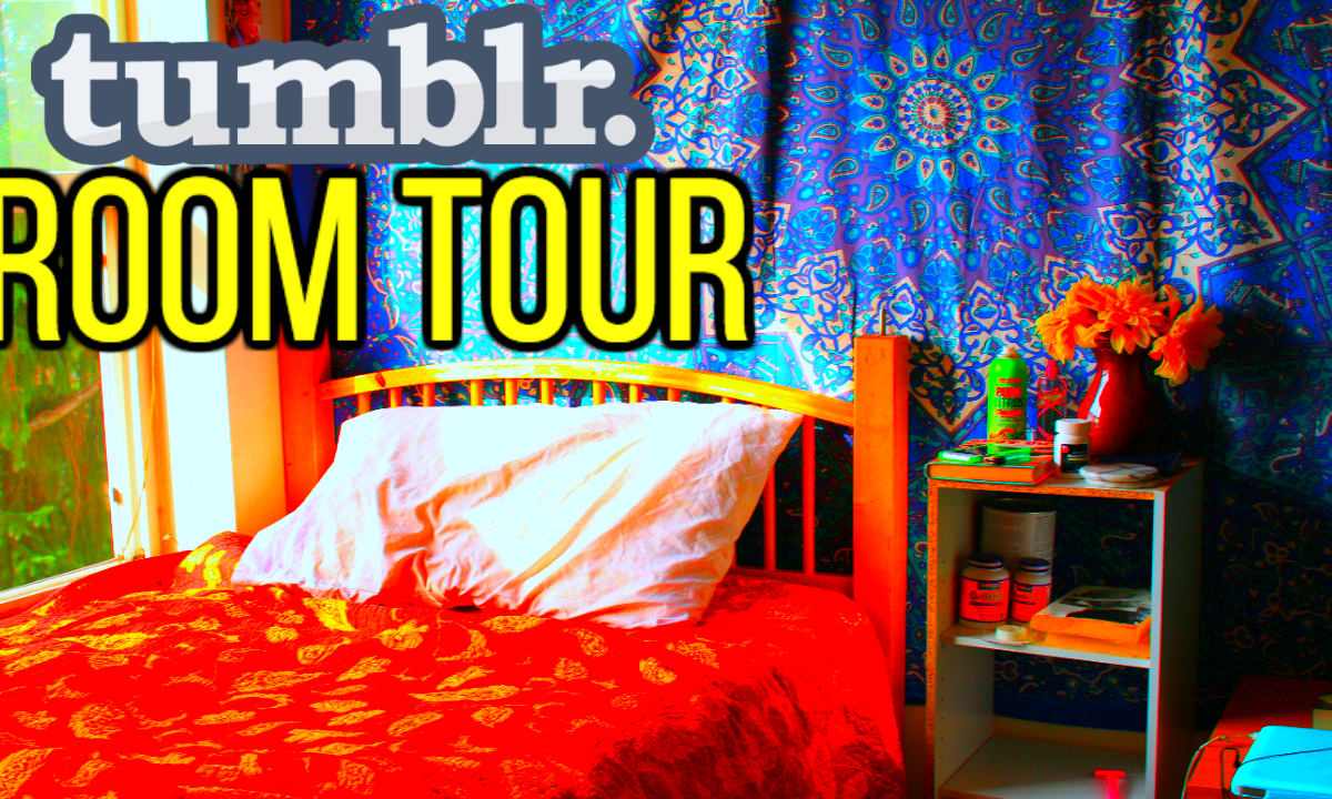 Room Tour 2016: Tumblr, Pinterest & Urban Outfitters Inspired
