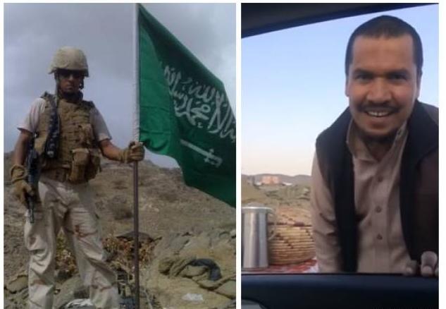 فيديو مؤثر  جندي سعودي يقابل عاملاً بالصدفة.. لكن ما حدث كان مفاجئاً! شاهدوا اللحطة التي صدمت الجندي وجعلته يوثقها..