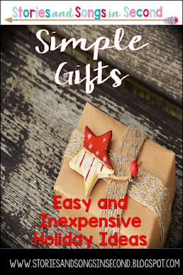 Are you looking for simple gifts that are easy to buy or make? December is a hectic month for teachers so check out this great list of ideas that will make your holiday shopping less time-consuming and a whole lot easier!
