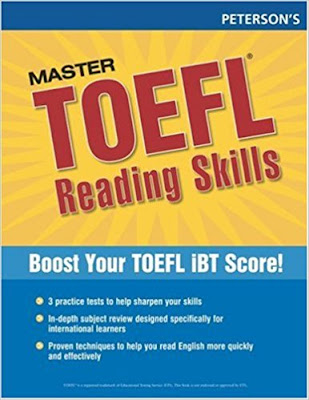 Master TOEFL Reading Skills - Peterson's