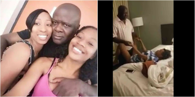 Viral photos of pastor caught having sex with female church member (Photos)