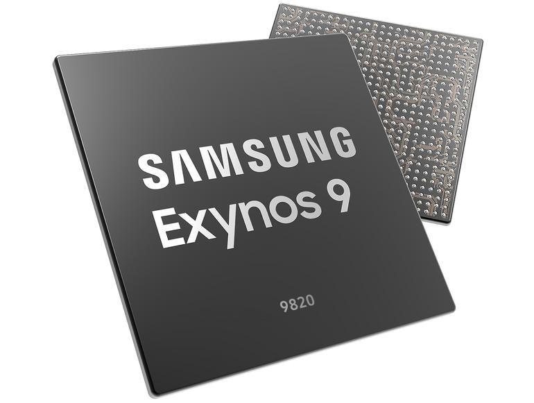 chipset samsung galxy s10
