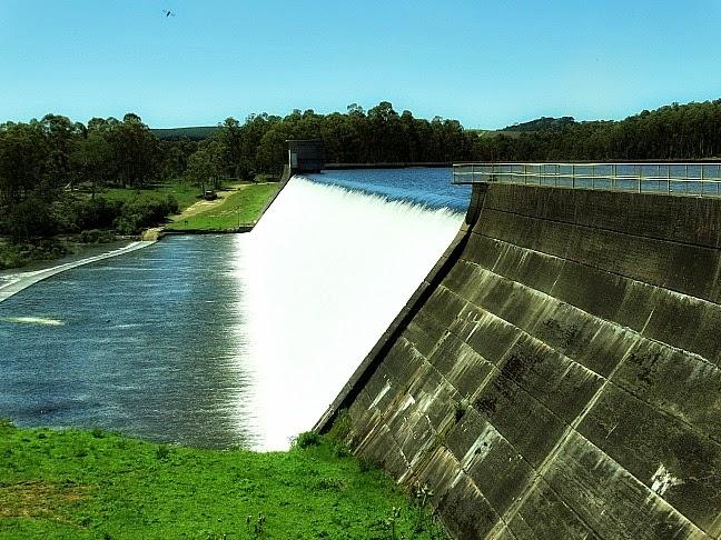 Barragem dos Blang, São Francisco de Paula