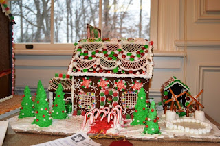 Are You Creative? Try Your Skills at the Upcoming Gingerbread Wonderland at Frelinghuysen Arboretum