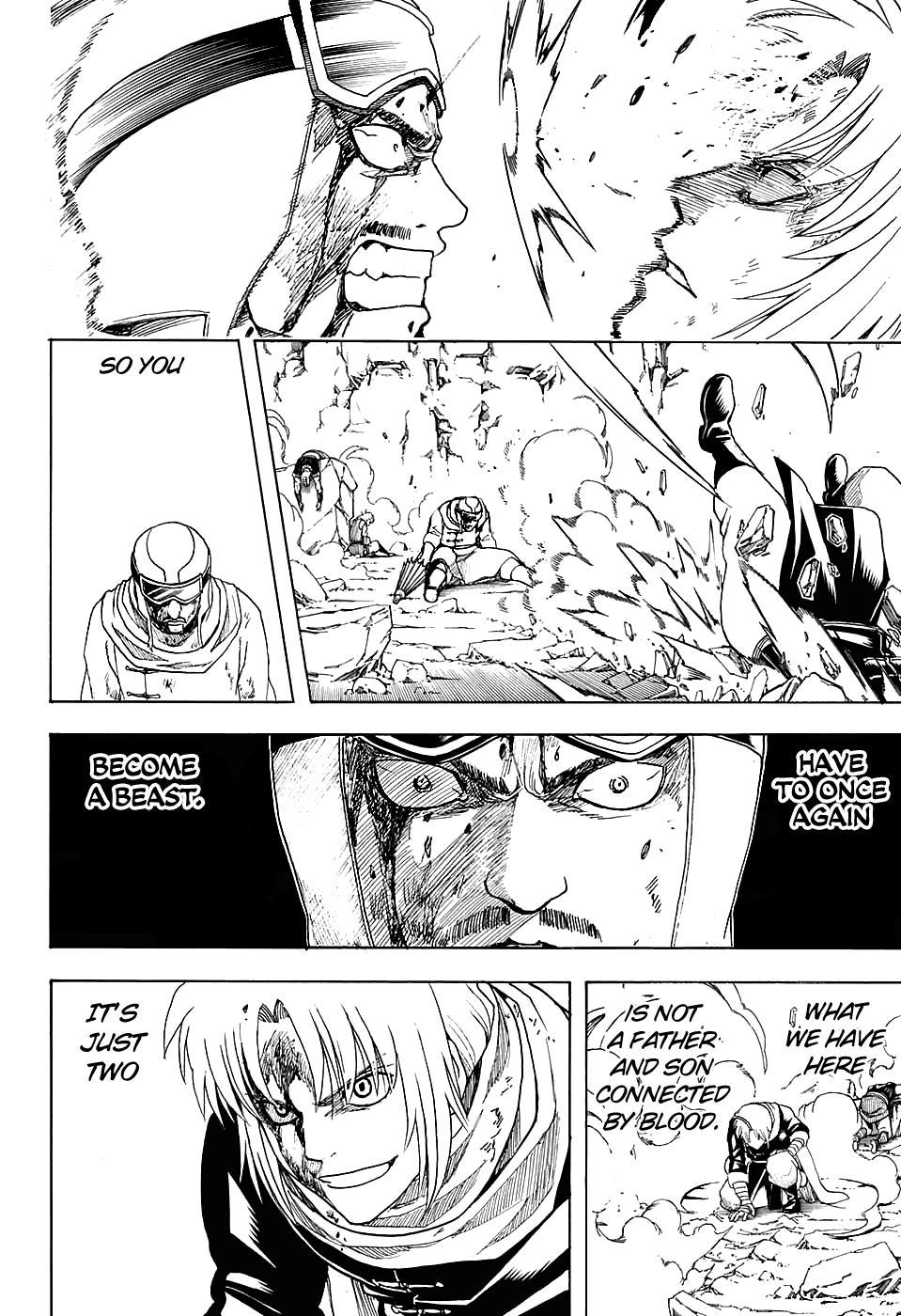 Gintama - Chapter 579