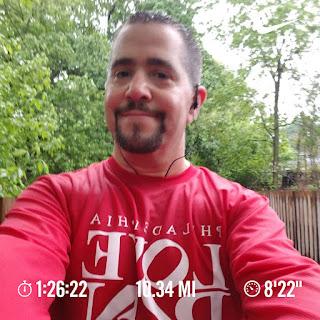 running selfie 05.19.18