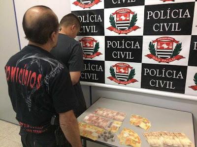Detido por tráfico de drogas é suspeito na morte de Guarda Civil