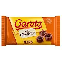 Lojas Americanas Barra De Chocolate Blend 2,1kg - Garoto