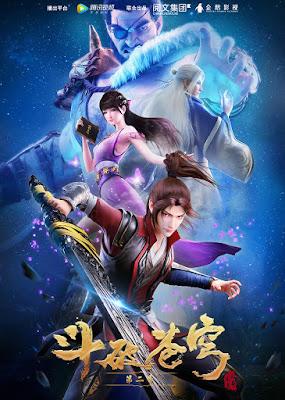Doupo Cangqiong 2 (Battle Through the Heavens) Anime Donghua