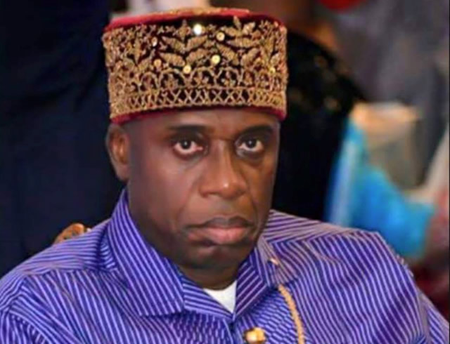 Minister of Transportation, Mr. Rotimi Amaechi