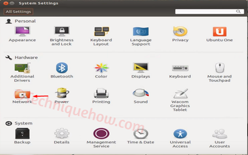 View Saved Wireless Security Key on Ubuntu 1