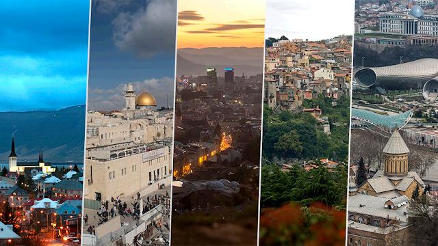 Los destinos 'desconocidos' atraen a más turistas de lo que crees