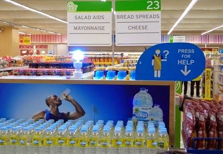 SM Lanang Supermarket