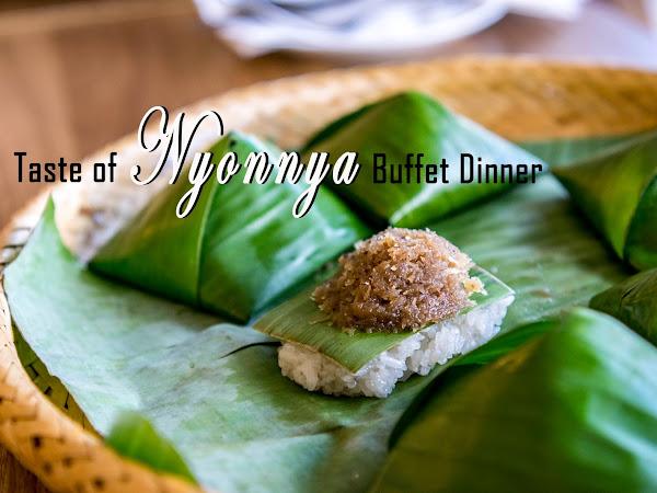 Taste of Nyonya @ Iconic Hotel, Bukit Mertajam, Penang