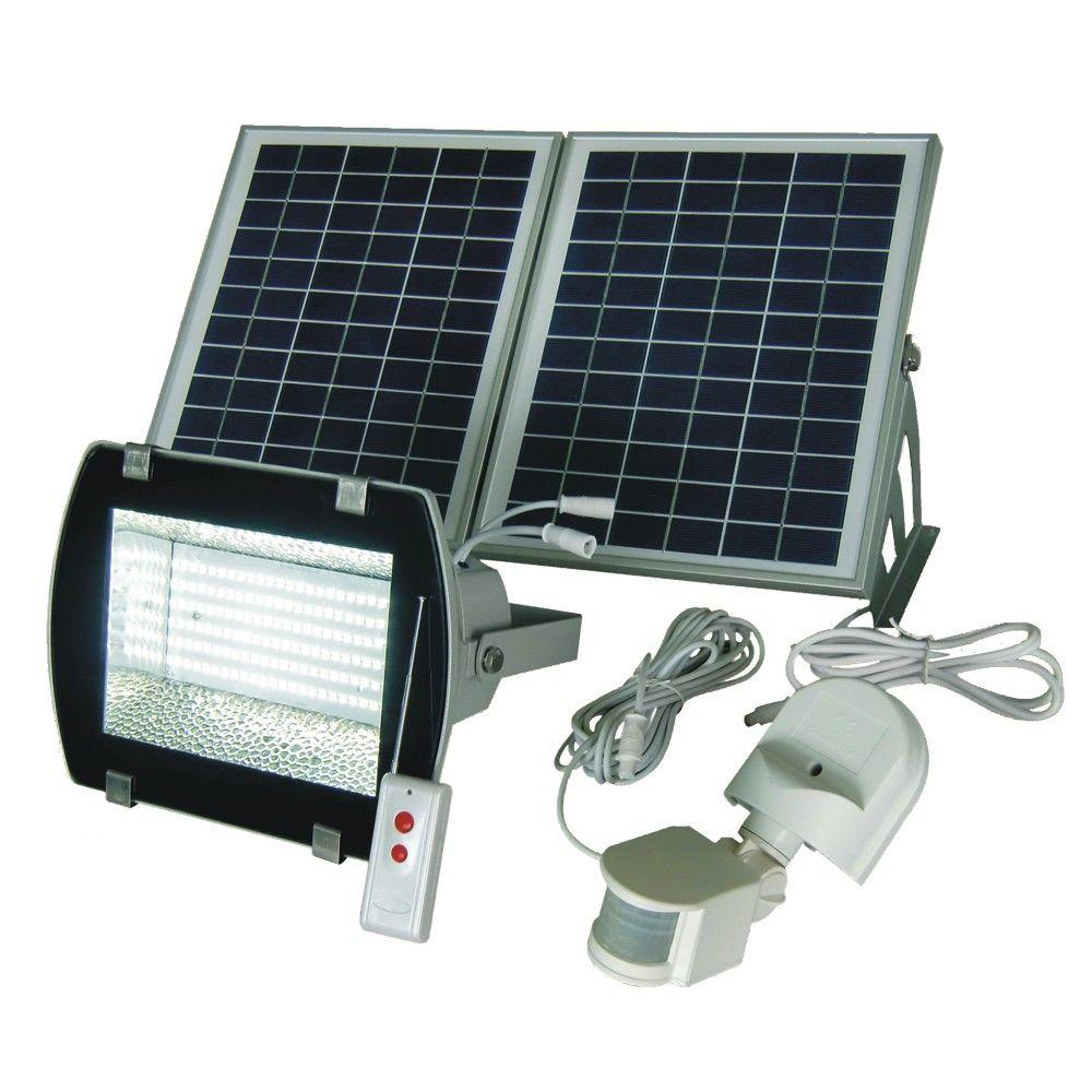 solar flood lights outdoor lowes www