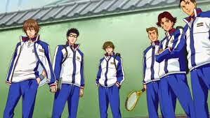 Hình ảnh Hoàng Tử Tennis Phần 3
