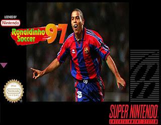 Ronaldinho Soccer 97 (BR) [ SNES ]