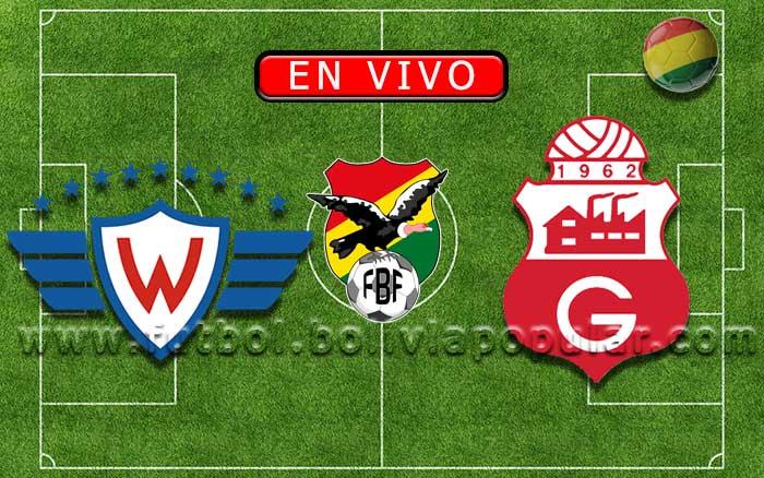 【En Vivo】Wilstermann vs. Guabirá - Torneo Clausura 2019