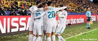Cristiano lidera tabla de goleadores madridistas en Europa